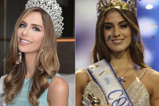 Miss Colombia junto a Miss España, la foto más esperada del año 2018