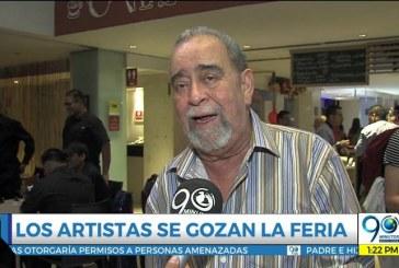 De Rumba con los artistas que se gozaron la Feria de Cali