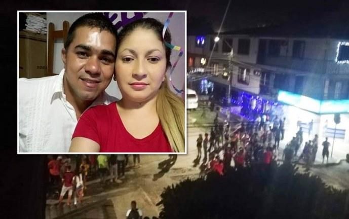 Avanza investigación luego del crimen de una pareja de esposos en Cali