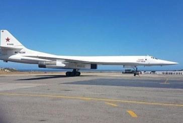 """Aviones rusos en Venezuela son de """"museo"""", dice embajador de EEUU en Colombia"""
