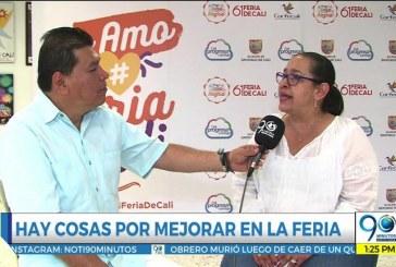 Directora de Corfecali entregó balance tras finalizar la 61 Feria de Cali