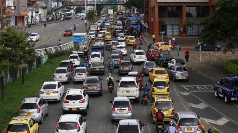 Secretaría de movilidad revela que en Cali han reducido los accidentes de tránsito