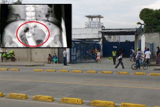 Cárcel a mujer que pretendía ingresar cocaína en sus partes íntimas a Villahermosa
