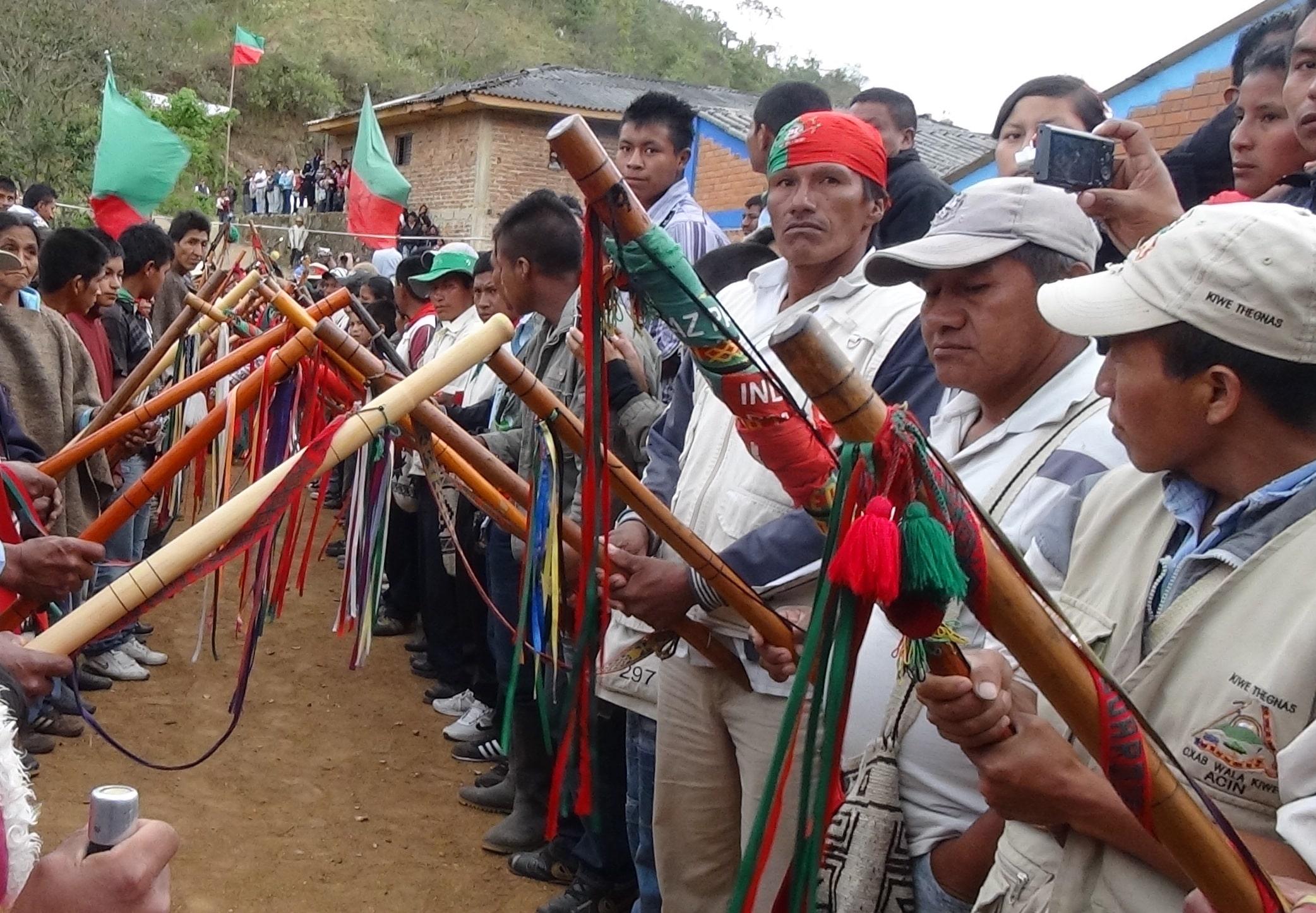 Asesinan a comunero nasa tras publicación de panfleto amenazante en Cauca