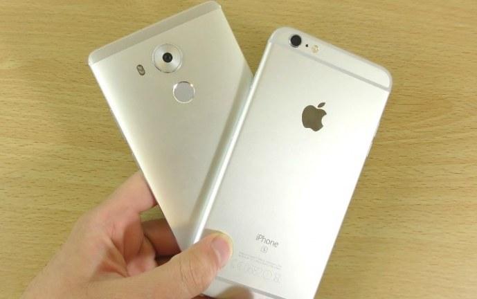 Empresa multará a empleados por usar productos de Apple en apoyo a Huawei