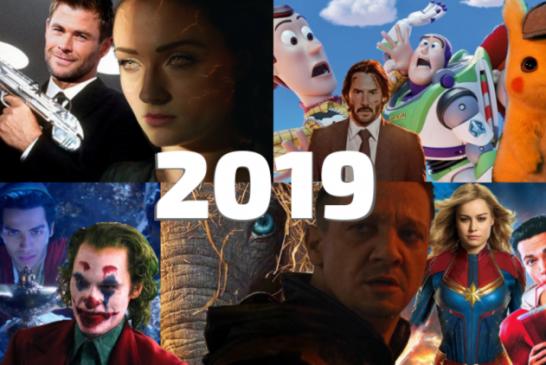 Los estrenos cinematográficos más esperados del 2019