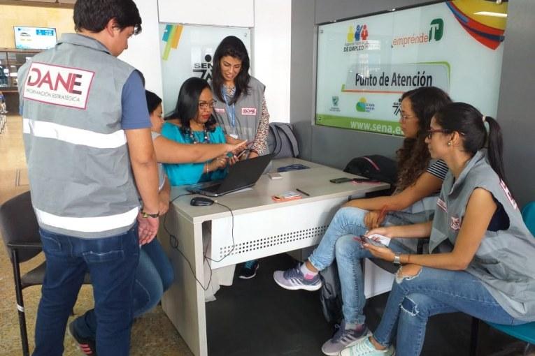 Nueva jornada de censo realizado por el 'DANE' llega al Valle del Cauca