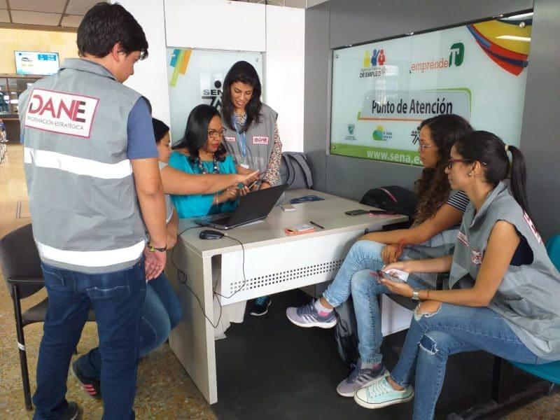 Dane inició operativo de censo en 15 municipios del Valle y seis comunas de Cali
