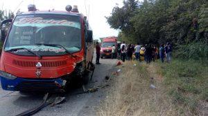 Muertos en vías del Valle por accidentes se redujeron un 17% en primer trimestre del año