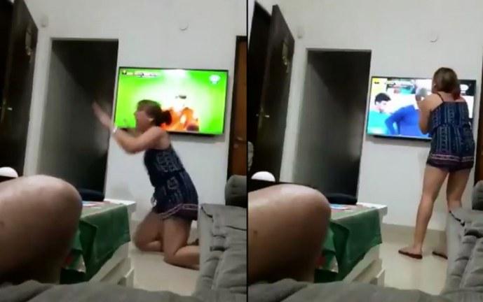 Viral: ¿Recuerda al Tano Pasman? hincha lo superó en final de Libertadores
