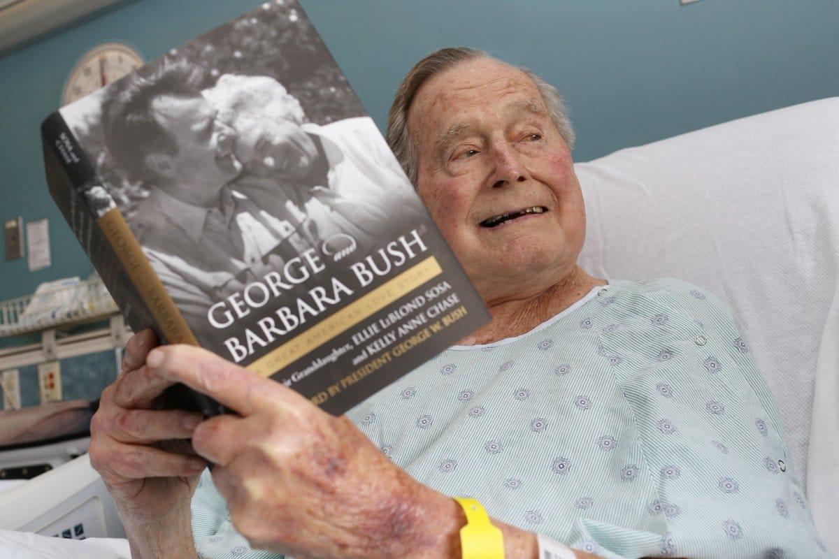 George Bush padre, expresidente de Estados Unidos, muere a los 94 años