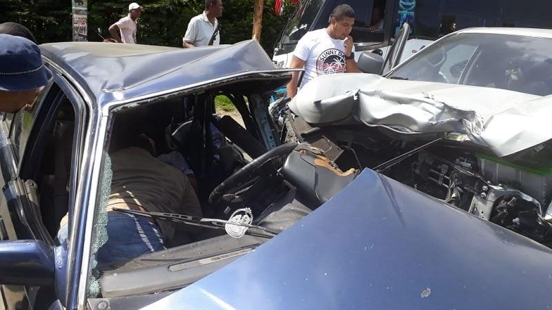 Accidente de tránsito en Jamundí-Potrerito dejó un muerto y un herido