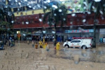 Emiten alerta en el Valle ante llegada de nueva ola de lluvias en los próximos días