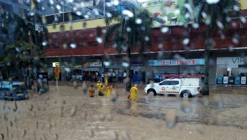 Fuertes lluvias en el Valle persistirán hasta segunda semana de diciembre: CVC
