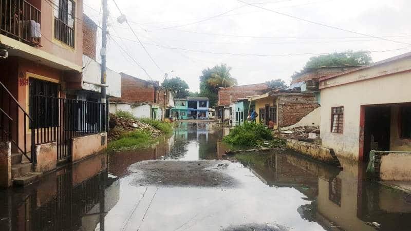 Autoridades en alerta roja por desbordamiento del río Cauca a su paso por Cali