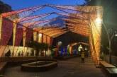 Caleños y turistas podrán disfrutar del alumbrado navideño en rutas del Mío