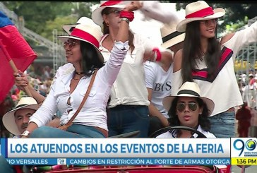 Una Feria de Moda: en el Desfile de Autos Clásicos y Día del Pacífico