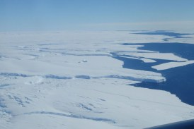 La NASA alerta del derretimiento de glaciares en la Antártida Oriental