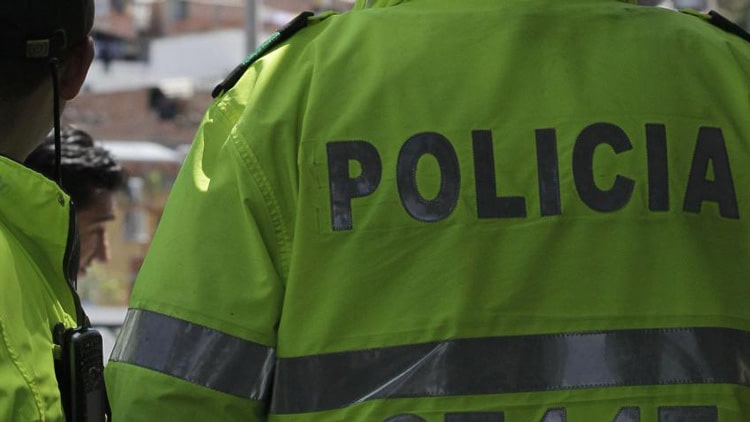 Patrulleros secuestraron a varias personas en centro de estética en Palmira