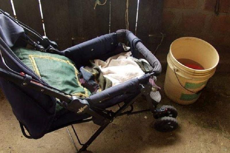 Bebé de 15 meses murió ahogada tras caer a un balde con agua, en Tuluá