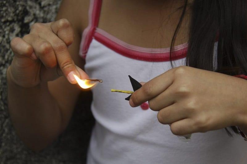 ICBF alerta a los padres sobre las consecuencias de que los niños usen pólvora