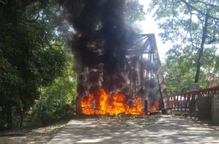 Nuevas protestas en norte del Cauca por falta del servicio de agua