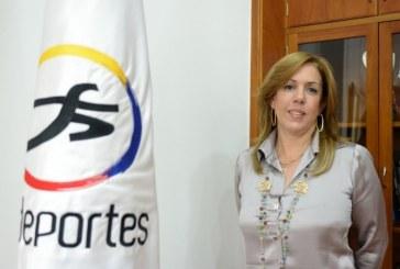 """""""En Coldeportes no se perdió plata"""": Clara Luz Roldán"""