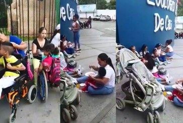 Críticas al Zoológico de Cali por no dejar ingresar alimentos a niños con discapacidad