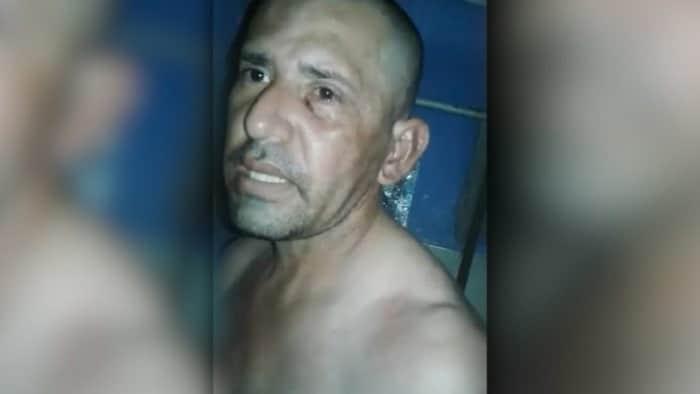 Con golpes recibieron a hombre que confesó asesinato y violación de niña