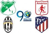 ¿América y Cali se enfrentarán contra Juventus y Atlético de Madrid en el Pascual?