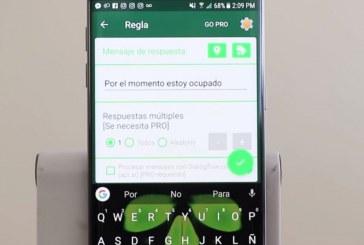 ¿Cómo hacer que WhatsApp responda los msj automáticamente?