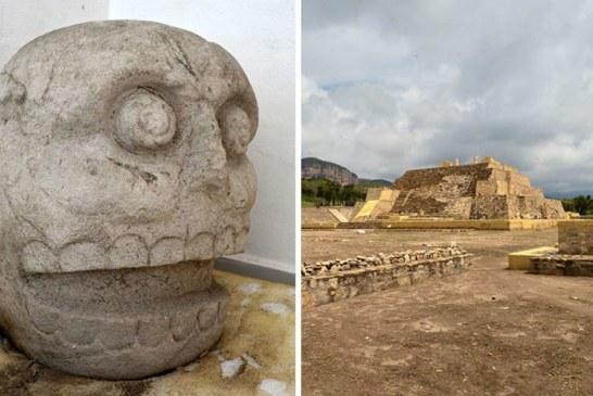 Arqueólogos hallan en México primer templo dedicado al dios Xipe Tótec