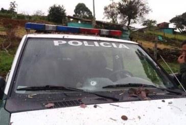 Un uniformado herido dejó ataque a patrulla de la Policía en Morales, Cauca