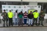 Cárcel a tres personas por supuesta participación en asonada en El Bordo, Cauca