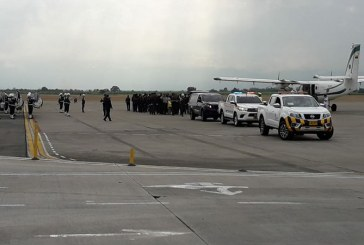 Con honores fue recibido cuerpo de cadete vallecaucano fallecido en atentado de Bogotá