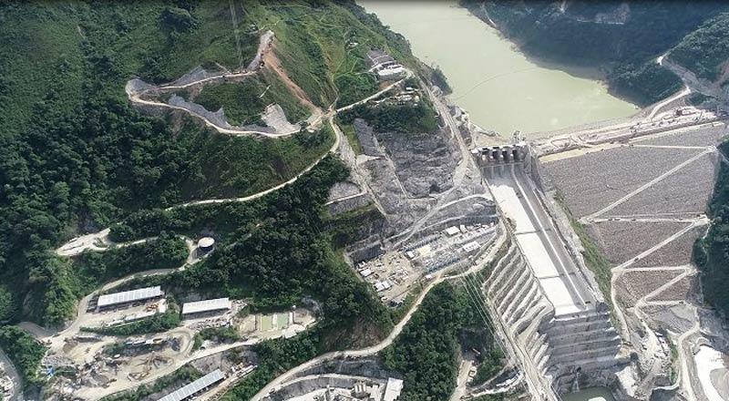 Se encienden nuevamente las alarmas por aparición de socavón en Hidroituango