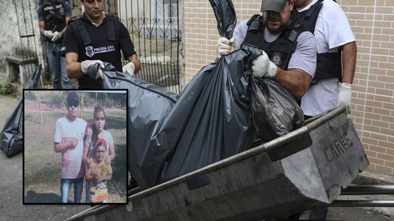 Encuentran descuartizados cuerpos de familia boliviana en São Paulo, Brasil