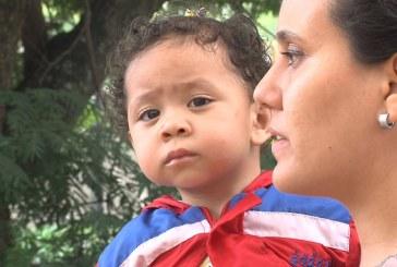 EPS en Cali no estaría entregando alimento a bebé de 15 meses para tratar su enfermedad