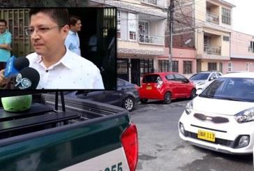 En un presunto intento de hurto, atacan a escolta del presidente de Sintraemcali