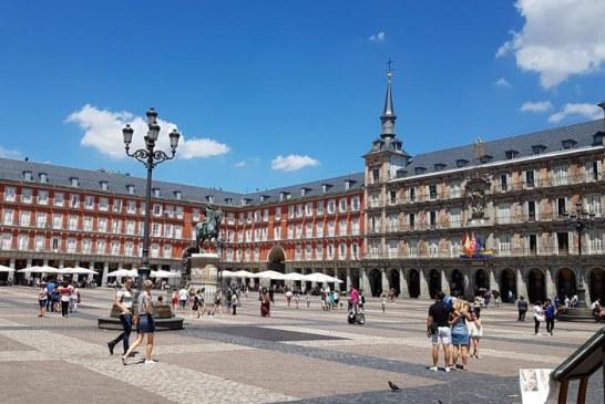 España cerró 2018 con nuevo récord en la llegada de turistas internacionales