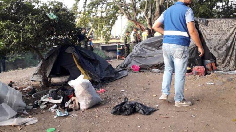 Crece temor de aumento de contagios en Cali por llegada de venezolanos de Ecuador