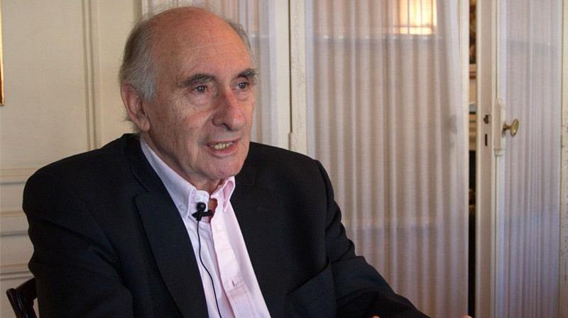 Expresidente argentino De la Rúa está internado en grave estado de salud