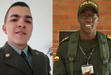 Dos vallecaucanos murieron en atentado terrorista a Escuela General Santander