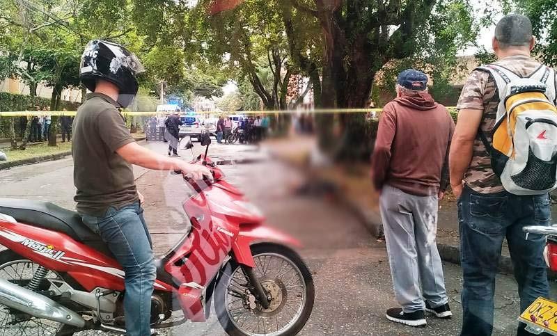 Ladrón que pretendía cometer hurto terminó asesinado por su víctima en Cali