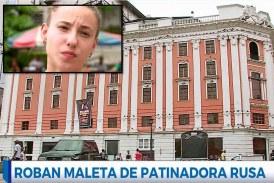 Ladrones roban patines de bailarina rusa que hace parte del show Fantasy On Ice en Cali