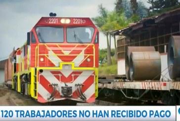 En el limbo al menos 120 trabajadores del Ferrocarril del Pacífico por falta de operador