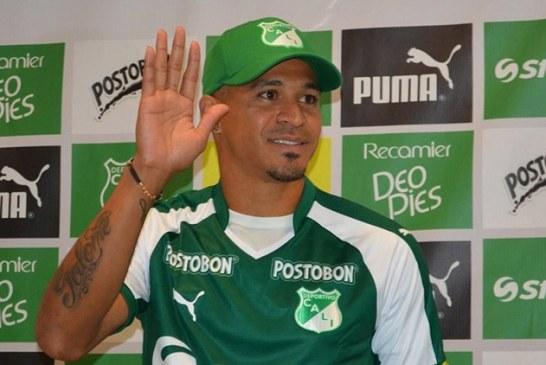 Macnelly Torres llegó a Paraguay y se confirma su salida del Deportivo Cali