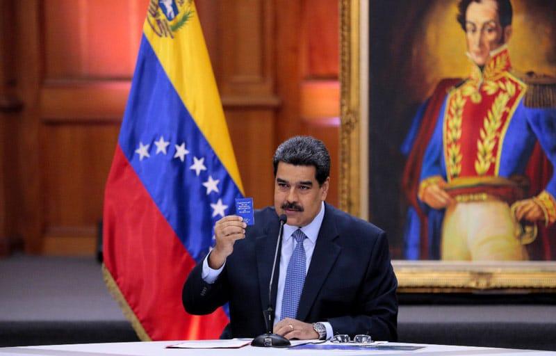 Maduro denuncia más de 47 complots contra la defensa aérea venezolana
