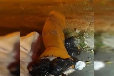 Hallan cuerpo envuelto en un colchón sobre la Autopista Suroriental de Cali