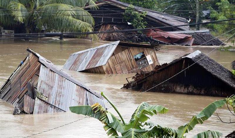 Cifra de muertos por tormenta Usman en Filipinas asciende a 122 personas
